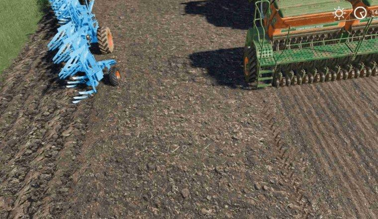 Soil Textures v 1.0