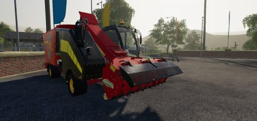 Strautmann Forage Mixer by Stevie