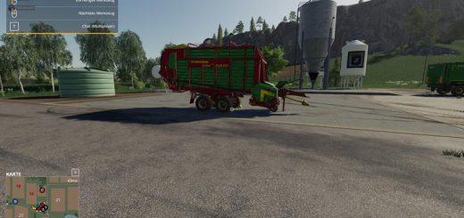 Strautmann Zelon loader wagons v 1.0