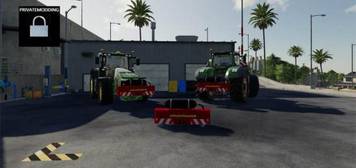 Strautmann concrete weight BJ. 2013 v 1.0