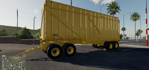 Sugarcane trailer v 1.0