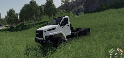 Ural Next v 1.0