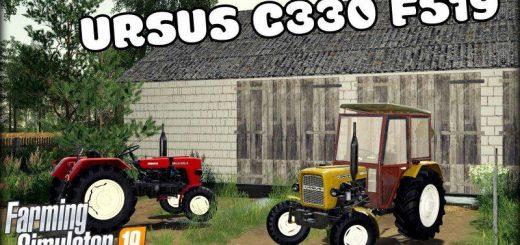 Ursus C-330 v 1.0