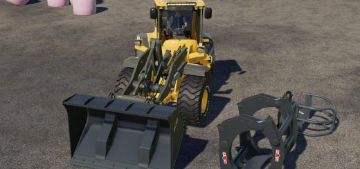 Volvo F L60-L90 And tools v 2.5