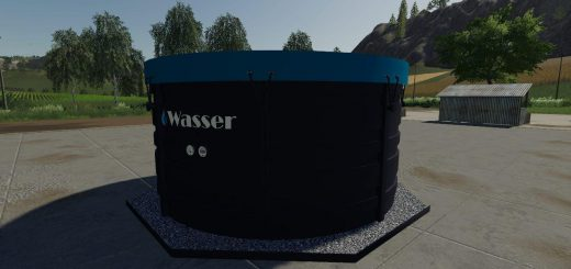 Wassertank v 1.0