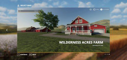 Wilderness Acres Farm v 1.0