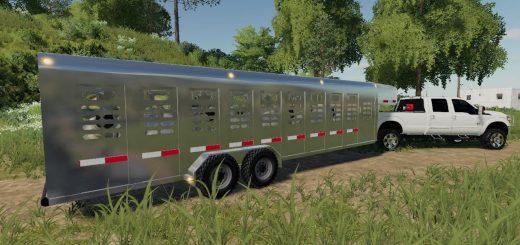 Wilson Ranch Hand Livestock trailer v 1.0