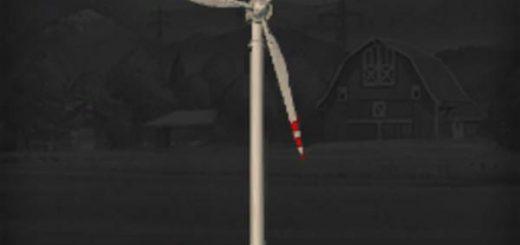Wind turbine v 1.3.3.7