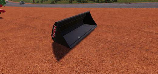 XXL front loader bucket v 1.0