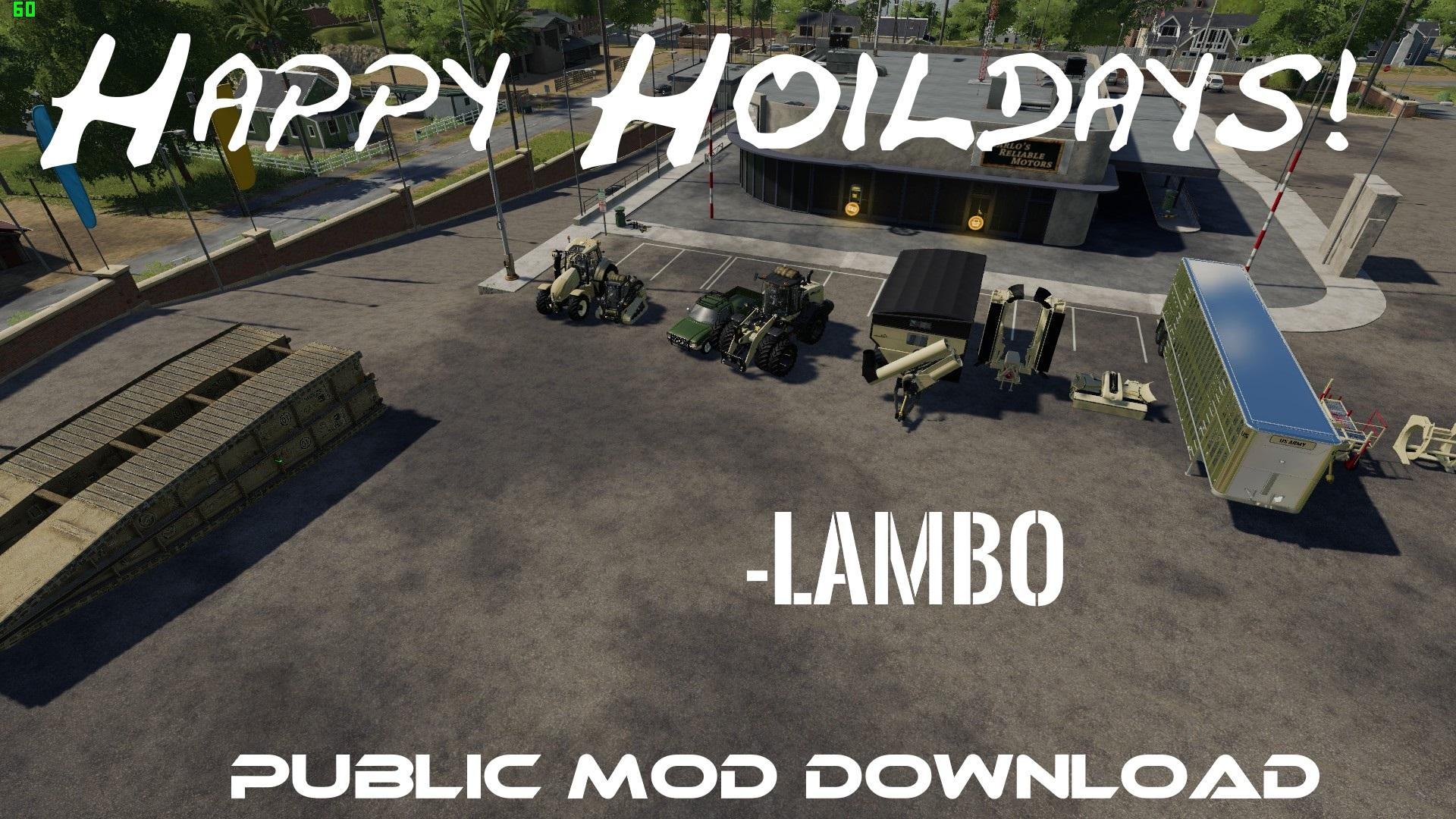 Mod release Vehicles v 1.0