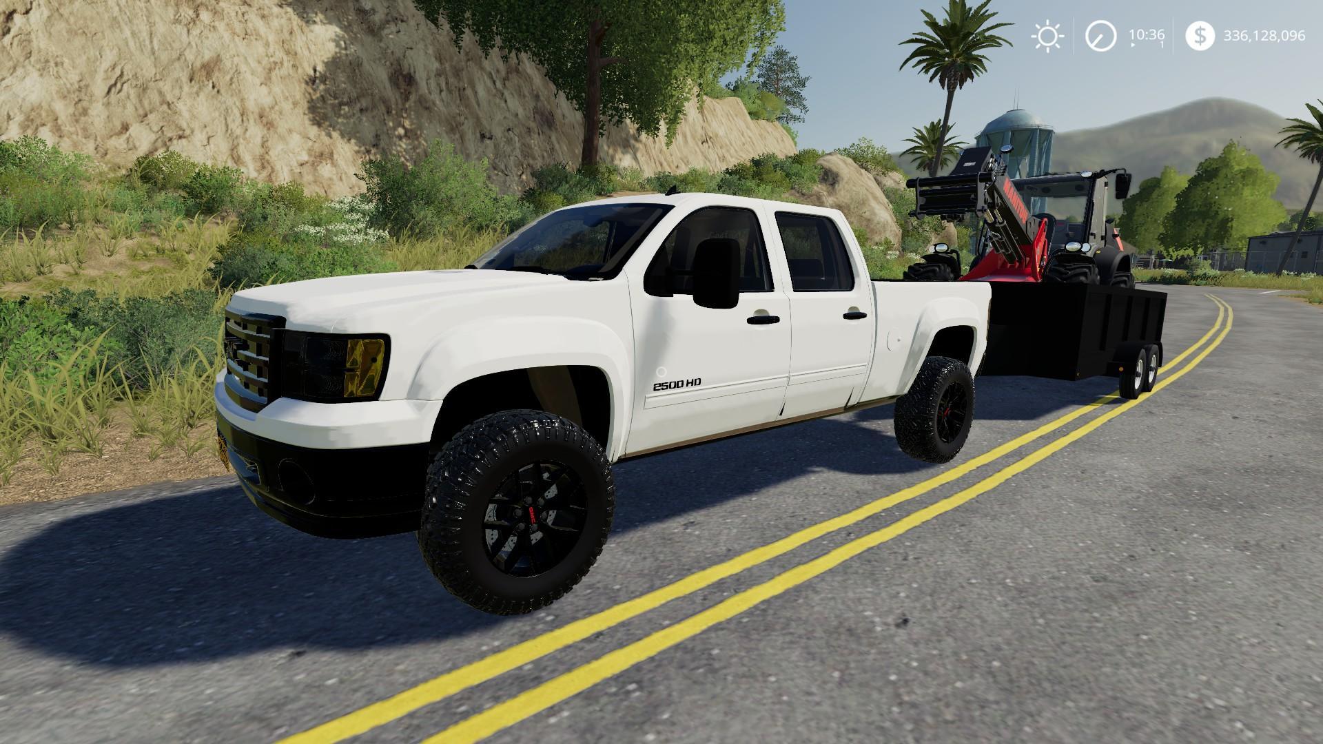 2010 GMC Sierra v 1.0