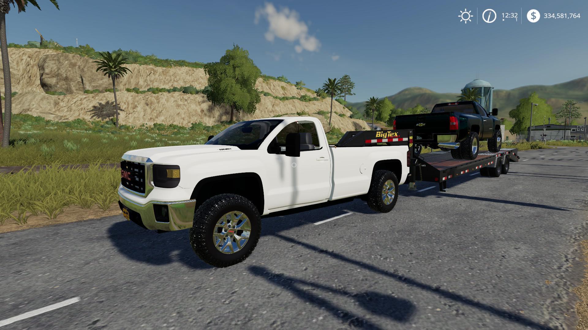 2015 GMC Sierra RCLB v 1.0