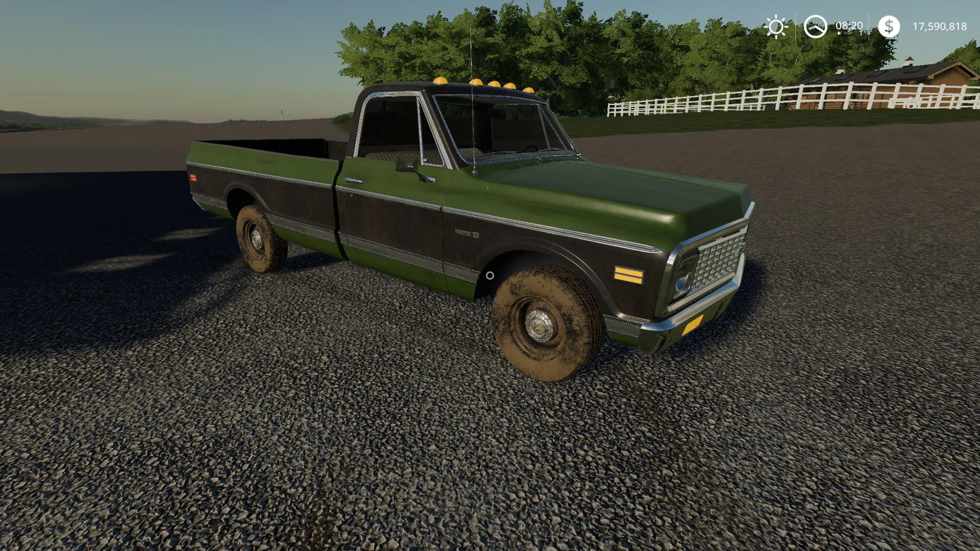 71 Chevy Long Bed v 1.0