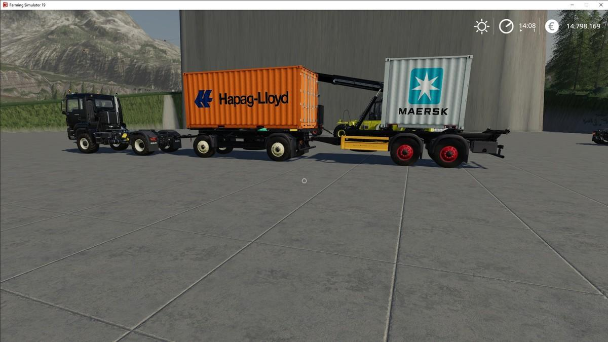 ATC Transportation Pack v 1.0