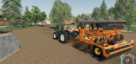 Horsch, Valtra S-T, Agrisem Pack by Stevie