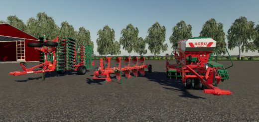 Agromasz Pack for FS19 v 1.0
