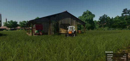 American Hay Loft v 1.0