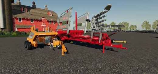 Arcusin Pack for FS19 v 1.0