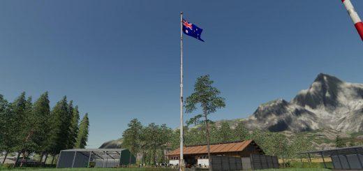 Australian Flag v 1.0