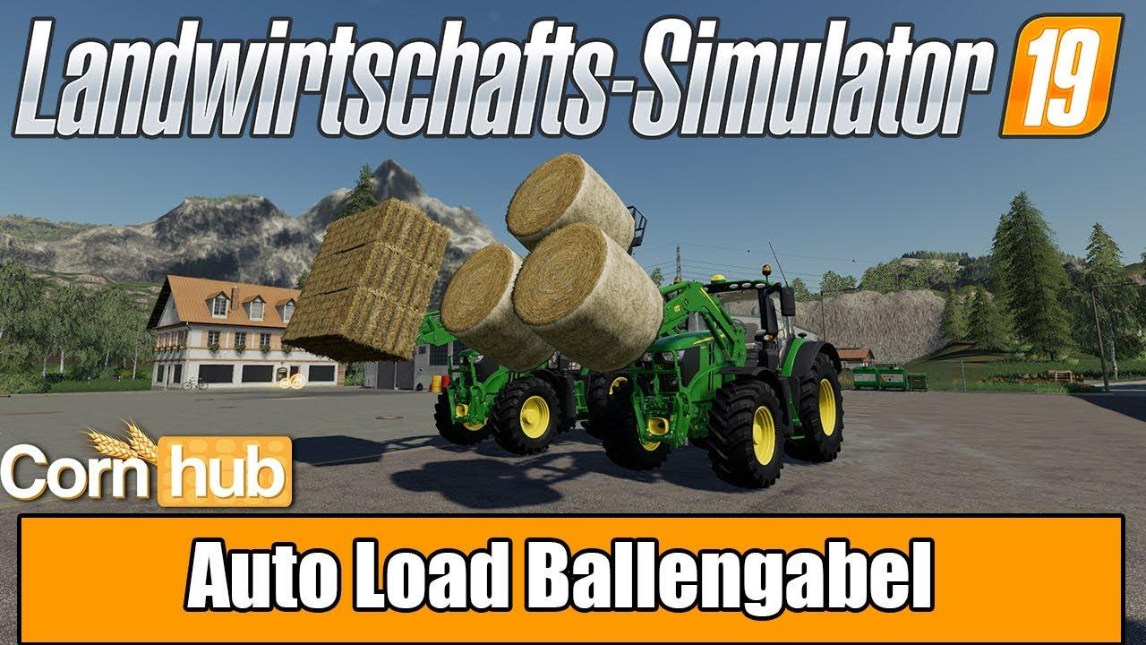 Auto Load Ballengabel v 2.0