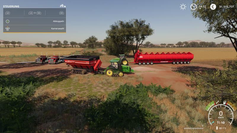 Big Aussie Outback v 1 0 | FS19 mods, Farming simulator 19 mods