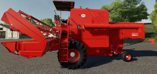 Bizon Harvester & Header Pack v 1.0