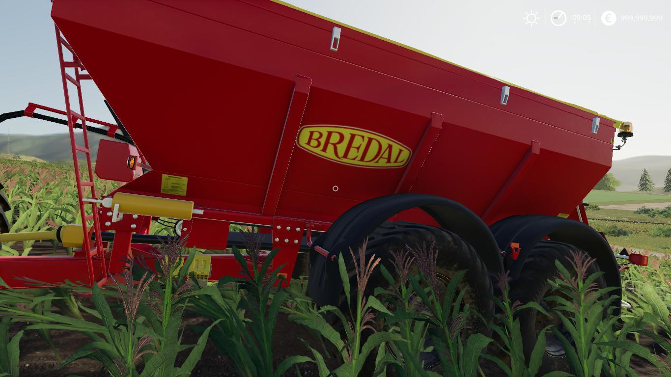 Bredal K165 Max speed v 1.1