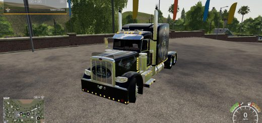 CSM Trucking Peterbilt 388 Package v 2.0