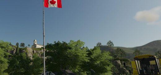 Canadian Flag v 1.0