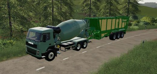 Cement Truck v 1.0