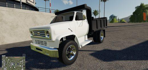 Chevy C70 Dump v 1.0