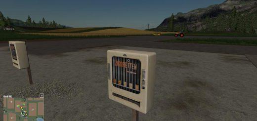 DDR Zigarettenautomat v 1.0