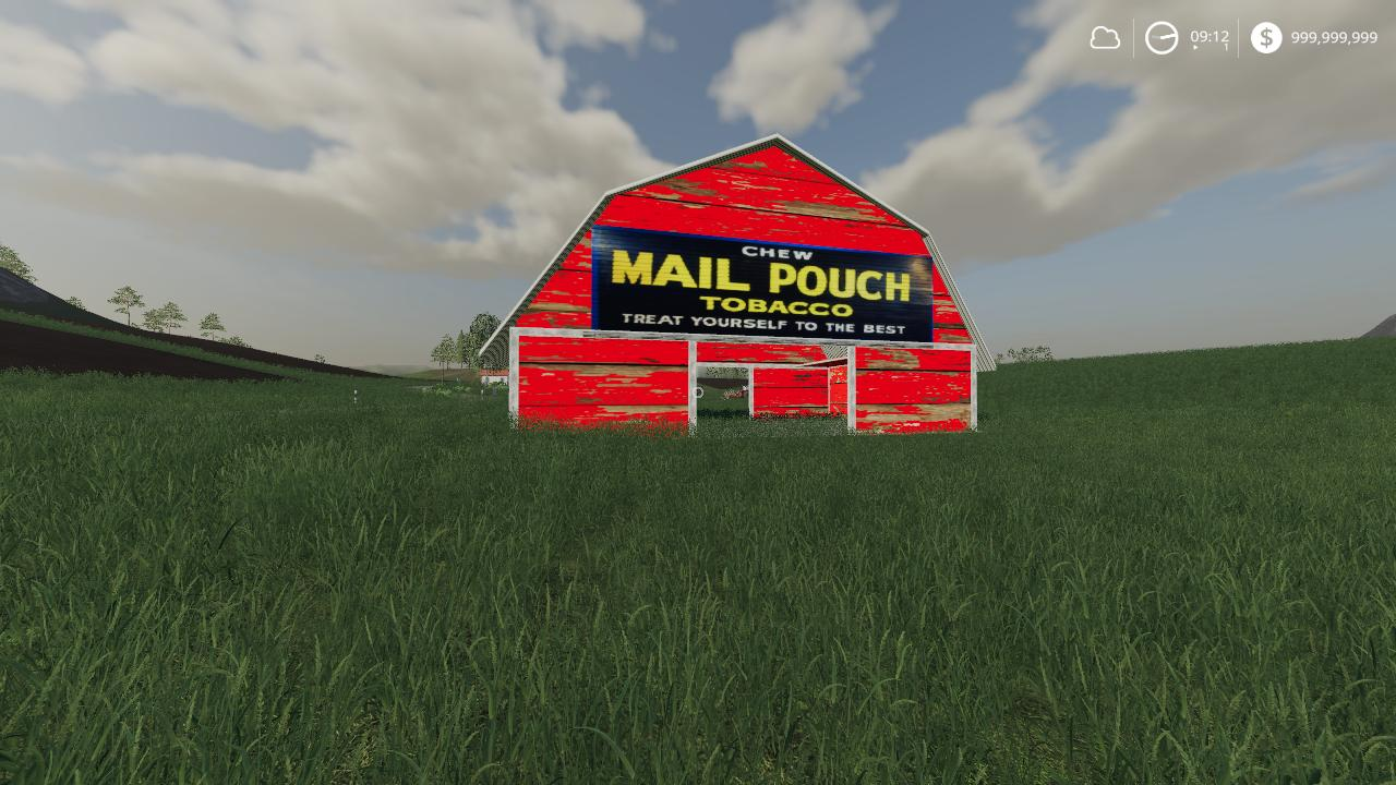Dairybarn Red Barn v 1.0