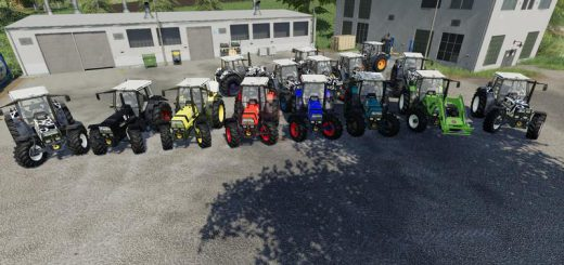 Deutz Agrostar 6.61 COLOR EDITION v 1.0