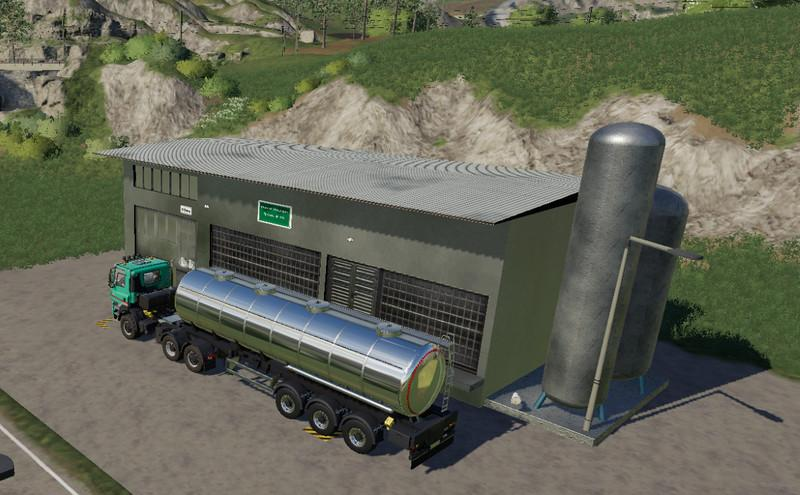 Dairy Sell Milk and Egg v 1 0 | FS19 mods, Farming simulator 19 mods