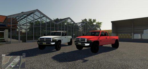 Dodge Ram 3500 v 1.1