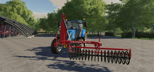 Expom terra I Front Cultivator v 1.0
