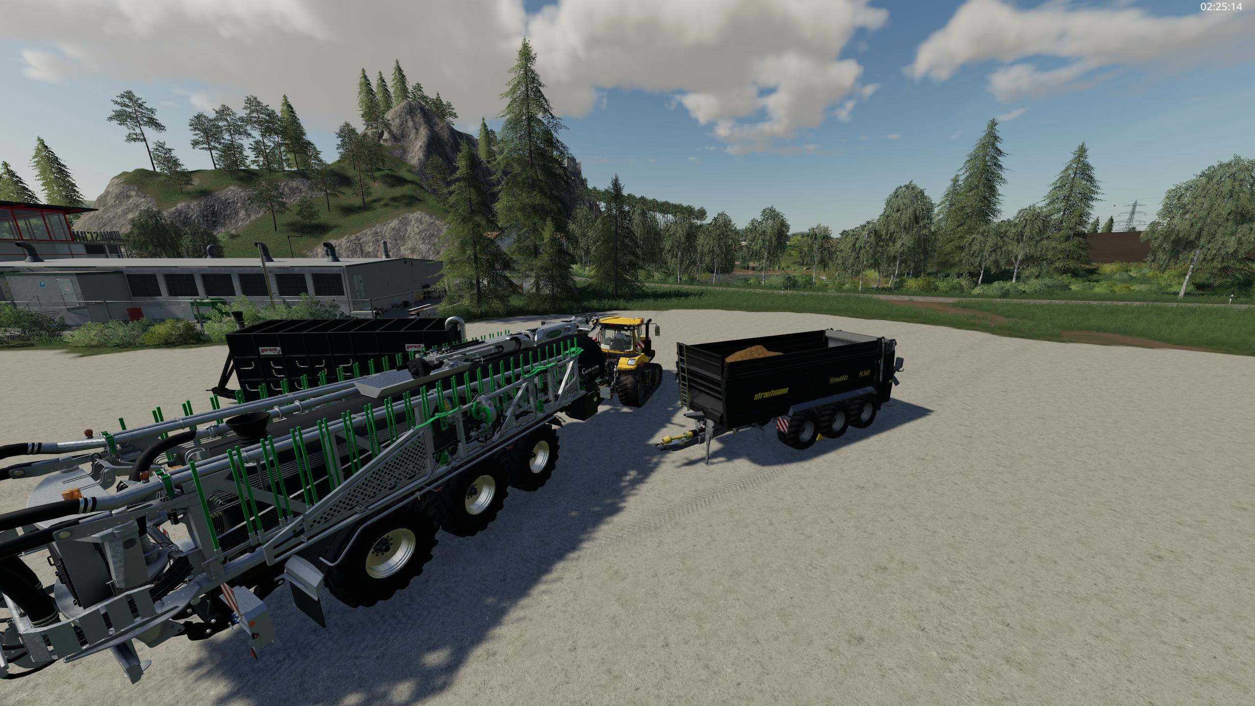 Extended Manure and Slurry Spreader Pack by Bona v 1.0.0.1