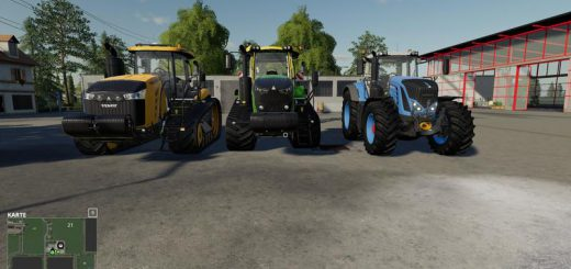 Farmer Kai Fendt Traktoren v 2.0