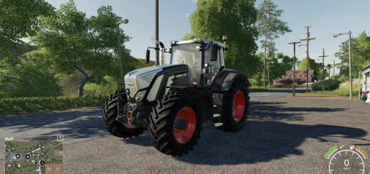 Fendt 900 Black edition v 1.0