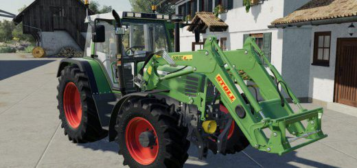 Fendt Favorit 500 v 1.1