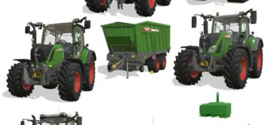 Fendt Pack OY MP v 19.5