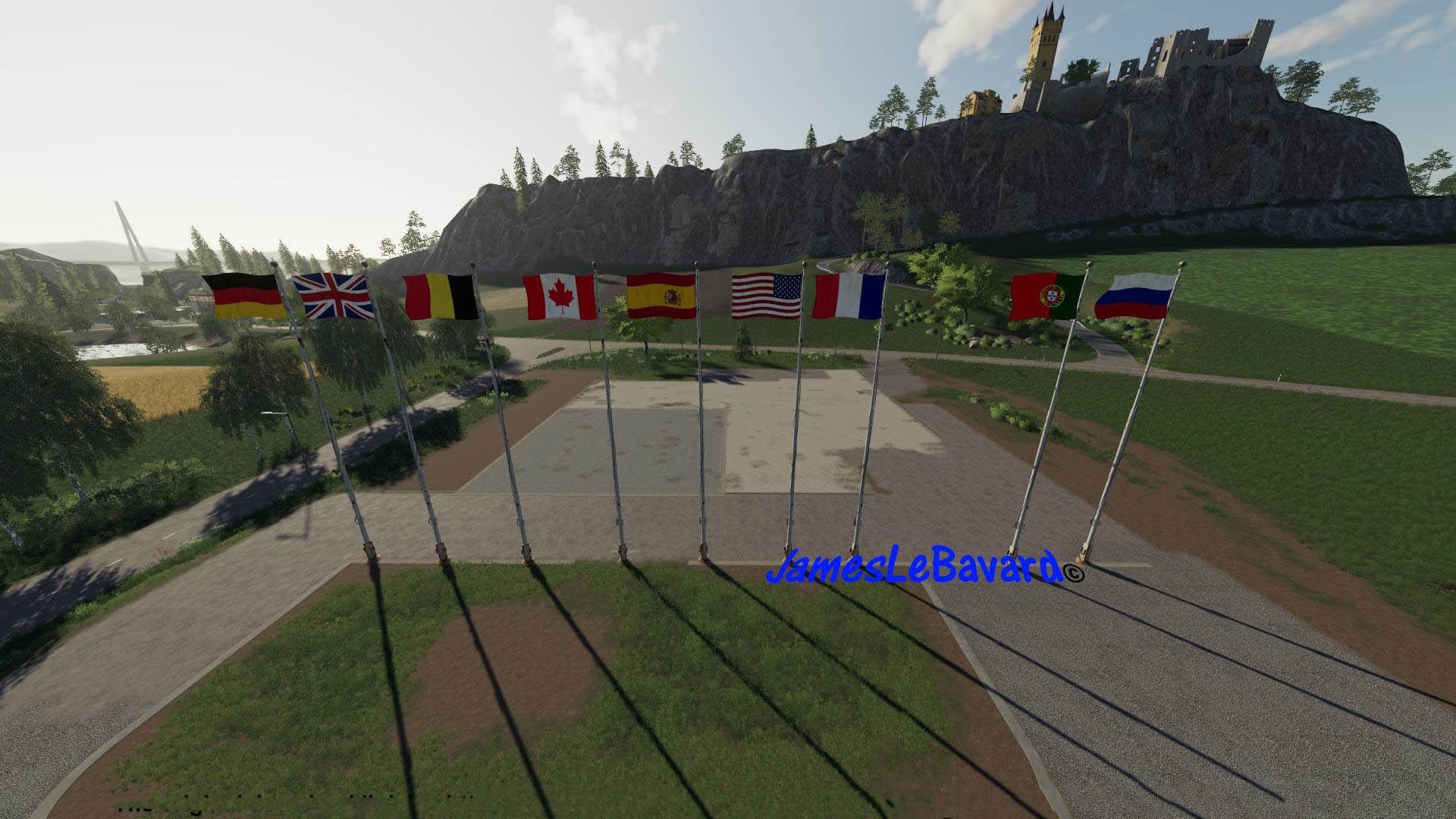 Flags Pack v 1.0