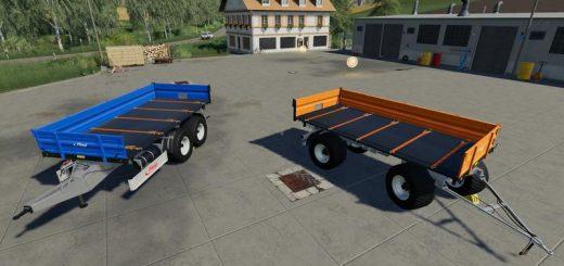 Fliegl Trailer Pack TDK 160 & DK160 v 1.2