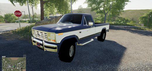 Ford F150 1985 v 1.0