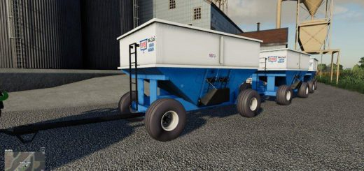 GRAVITY WAGON DMI400 v 1.0