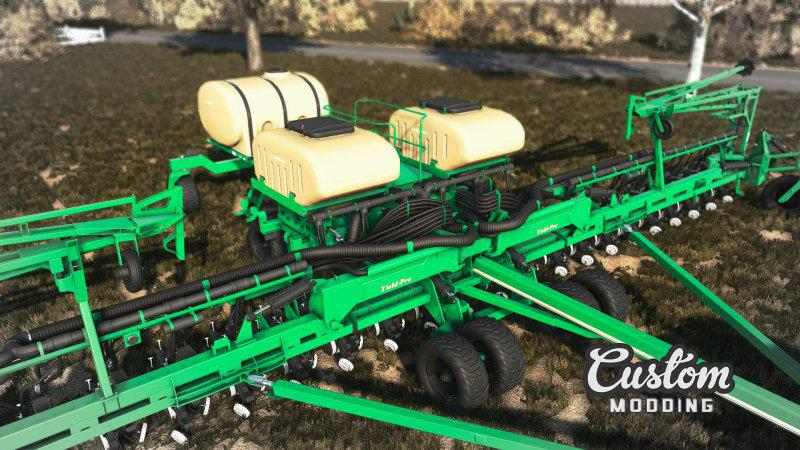 Great Plains YP2425A with fertilizer tank SML1000 v 1.0