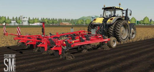 Horsch Tiger 6DT plow version v 1.0