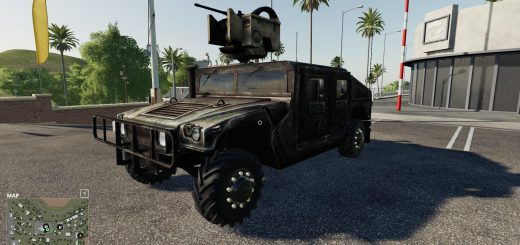 Humvee tactical v 1.0