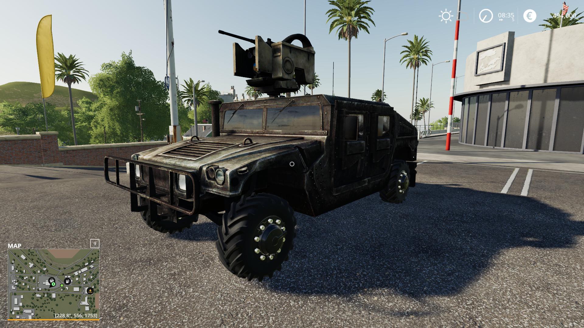 Humvee tactical v 1.0
